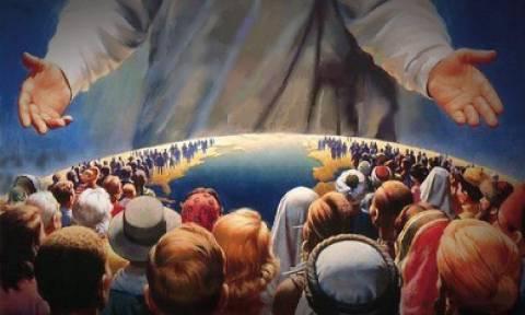 Jesus receives sinners