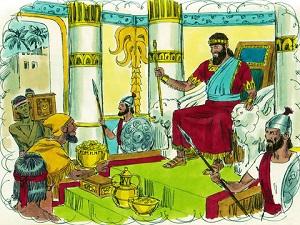 Solomon's early reign