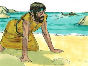In the days of Jonah