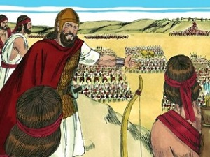 Jerobaom, Rehoboam and Abijah