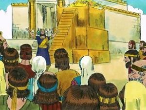 New kings in Israel and Judah