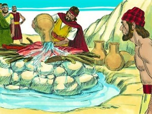 Elijah stands for God