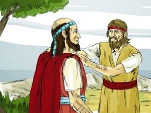 Elijah God's prophet