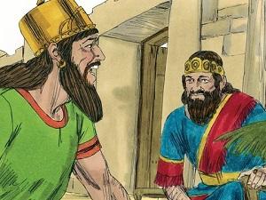 Ahab and Jehoshaphat