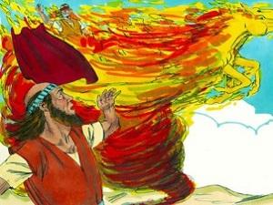 Elijah, Elisha and Jehoshaphat